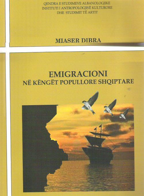 Emigracioni ne kenget popullore shqiptare