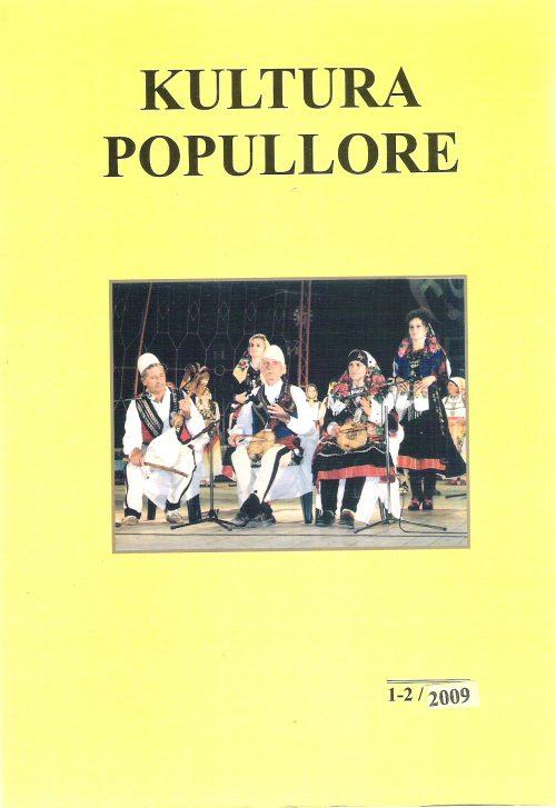 Kultura Popullore 1-2 (2009)