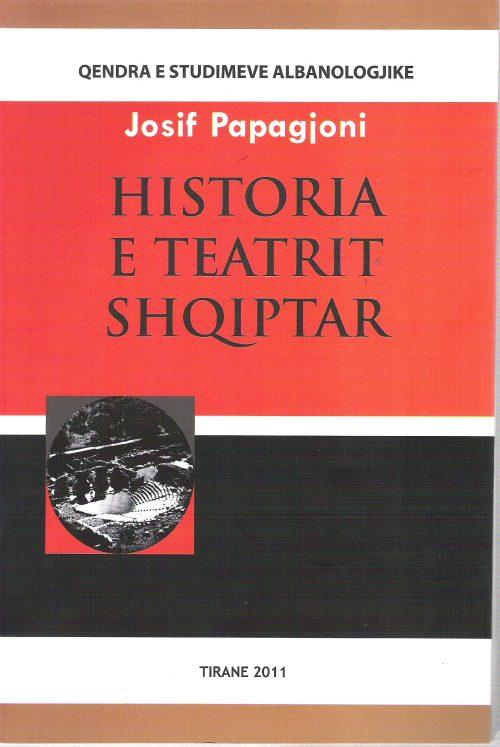 Historia e teatrit shqiptar