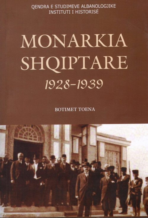 Monarkia Shqiptare 1928-1939