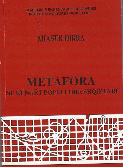 Metafora në këngët popullore shqiptare