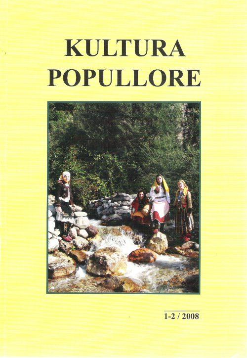 Kultura popullore 1-2 (2008)