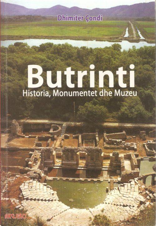 Butrinti.  Historia