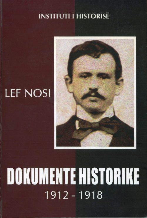 Dokumente historike 1912-1918