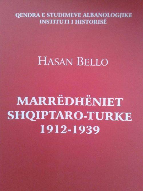 Marrëdhëniet shqiptaro-turke 1912-1939