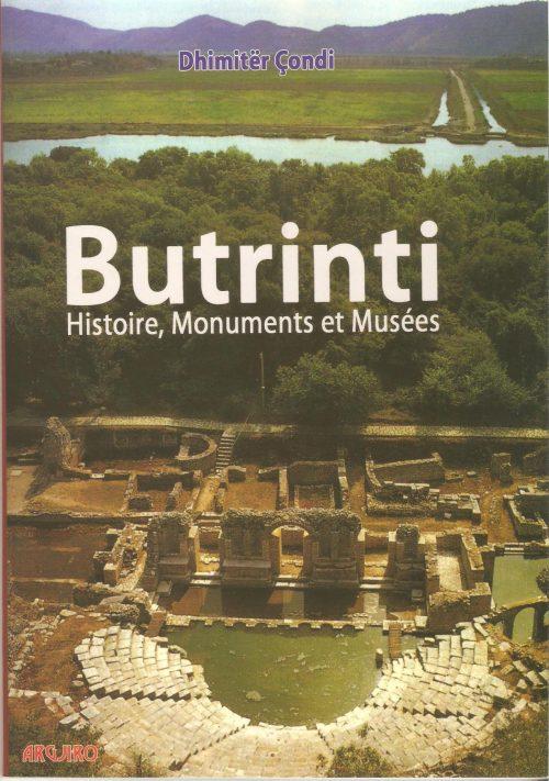 Butrinti. Historie