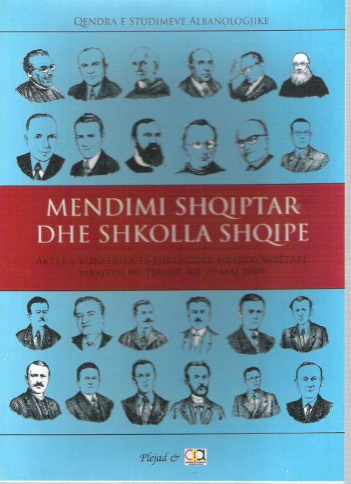Mendimi shqiptar dhe shkolla shqipe