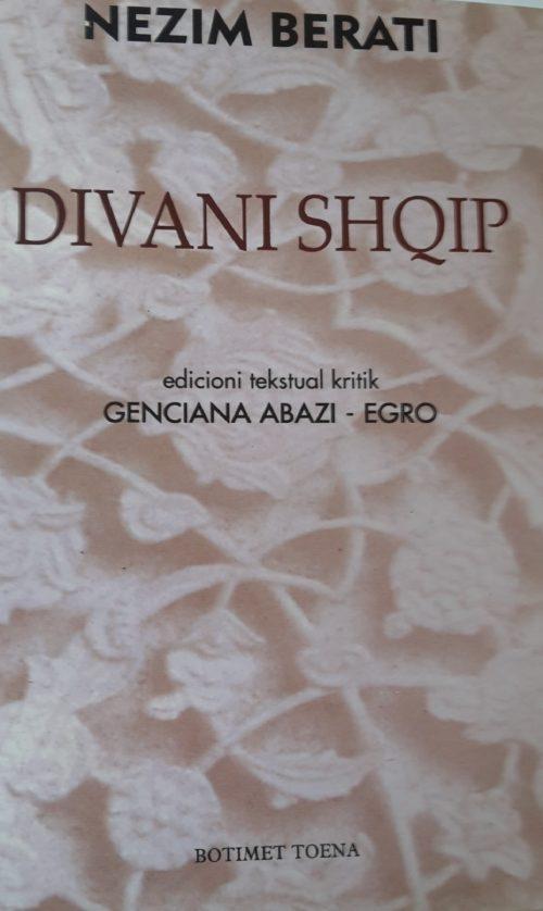 Divani shqip