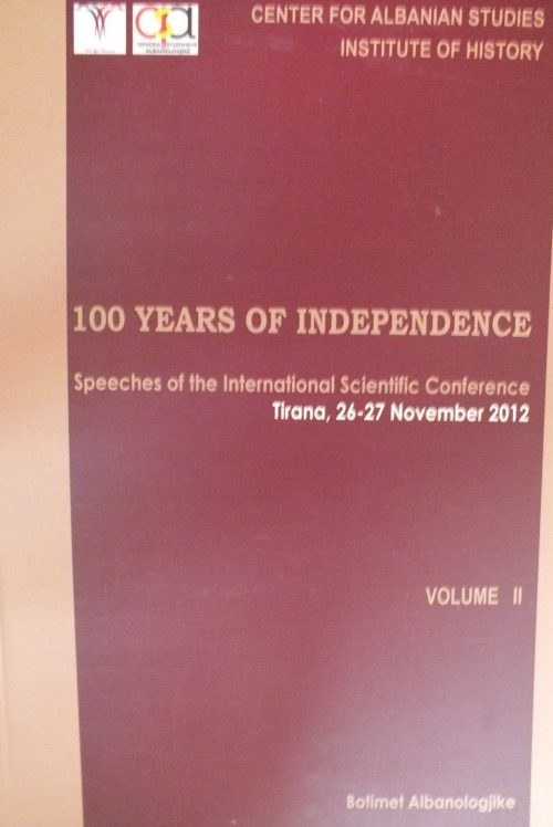 100 Years of Independence (Volume II)