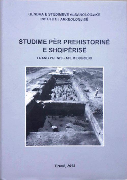 Studime për Prehistorinë e Shqipërisë