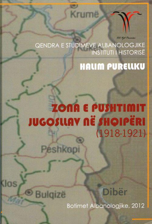 Zona e Pushtimit Jugosllav në Shqipëri 1918-1921