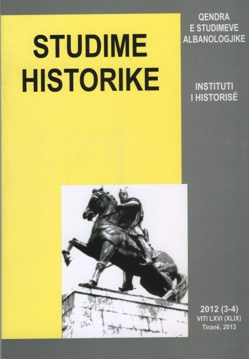 Studime Historike (3-4)