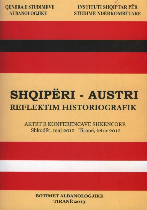 Shqipëri – Austri