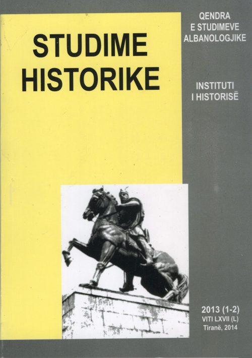 Studime Historike (1-2)