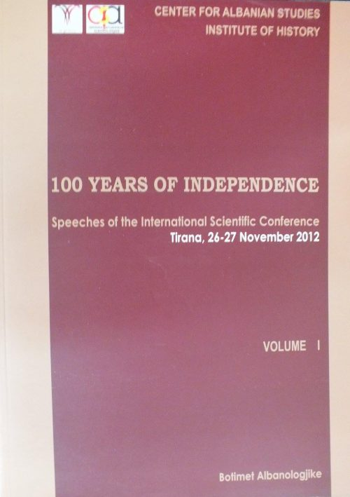 100 Years of Independence (Volume I)