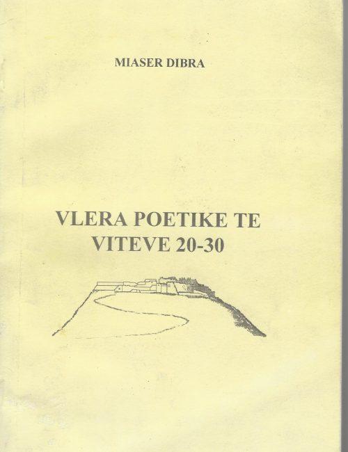 Vlera poetike të viteve 20-30
