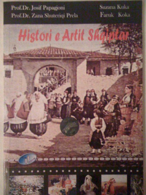 Historia e Artit Shqiptar