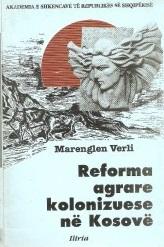 Reforma agrare kolonizuese në Kosovë