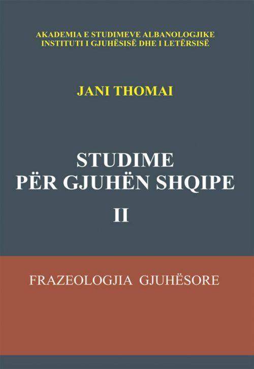 J. Thomai II
