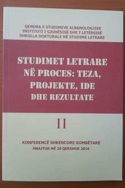 Studime letrare ne proces II